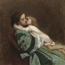 Auguste Toulmouche, Motherly love