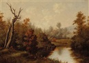 Attributed To Thomas Doughty, Early autumn
