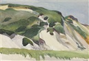 Edward Hopper, Dune at Truro