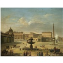 Michelangelo Pacetti, Roman view of Saint Peter's