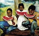 Robert K. Witherspoon, Watermelon eaters