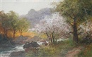 George Henry Jenkins, Hawthorn near the Doverstone, Bickleigh, Devon