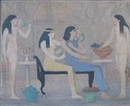 Everett Lloyd Bryant, Egyptian scene