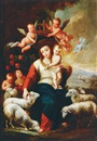 Miguel Cabrera, The Coronation of the Virgin