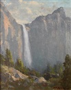 William Franklin Jackson, Bridal Veil Falls, Yosemite