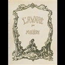 Johannes Thiel, Moliere - L'Avare (bk w/2 vol, 20 works; + folio w/20 etchings & 20 pen and ink preliminary drawings)