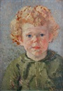 James Bolivar Manson, Portrait of child