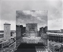 William Clift, Reflection: Old St. Louis county courthouse, St. Louis, MO (from County courthouses: A portfolio of 6 prints)