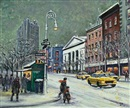 Philip A. Corley, Waverly place winter