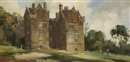 Anne Tallentire, Monkstown castle, cork