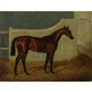 John Wray Snow, Mr. Scott's cyprian, winner of the 1836 Oaks