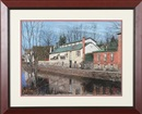Tom Linker, Raritan canal - Lambertville, NJ