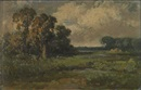William Franklin Jackson, Oak trees in Yolo county