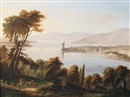 George Atkinson, View of Blackrock Castle, cork