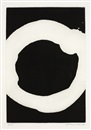 Jiro Yoshiwara, White circle on black