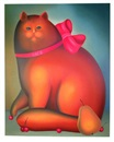 Igor Galanin, Cat with bow