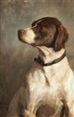 George Percy R. E. Jacomb-Hood, English pointer