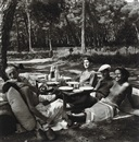 Lee Miller, Picnic, Mougins