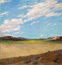 Albert Lorey Groll, Arizona (Clouds)