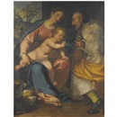 Giovanni Battista Paggi, The Holy Family