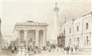 Thomas Allom, Devonport Guildhall (+ Devonport Forestreet; pair)
