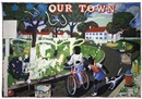 Kerry James Marshall, Our town
