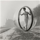 Melvin Sokolsky, After Delvaux, Paris, for Harper's Bazaar