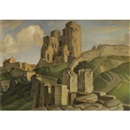 Harry Epworth Allen, Scarborough Castle