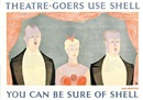 John Armstrong, Theatre-Goers use shell