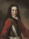 Circle Of Pierre Mignard, Portrait of a cavalier