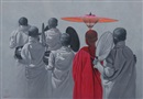 Aung Kyaw Htet, Red amongst grey