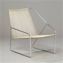 Henning Klok, Flag halyard chair