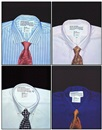 Iké Udé, Beyond decorum, men's shirts series (5 works)