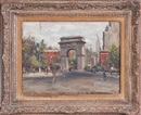 Alfred S. Mira, Summer (Washington Square)