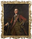 Robert Hunter, Portrait of Sir Robert King, later 1st Baron Kingsborough