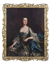Robert Hunter, Portrait of Frances, daughter of Sir Henry King and sister of Edward 1st Earl of Kingston