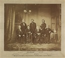 Mathew B. Brady, Managers of the House of Representatives of the impeachment of Andrew Johnson