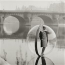 Melvin Sokolsky, Bubble, Seine, Paris