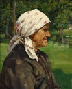 Walter Ufer, Old Tyrolean woman