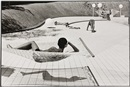 Martine Franck, Swimming Pool designed by Alain Capeilleres, Le Brusc, South of France