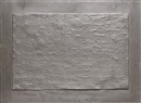 Jasper Johns, Flag (from Lead reliefs)