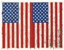 Jasper Johns, Flags I