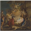 Francesco Zugno the Younger, The Adoration of the Shepherds
