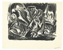 Jackson Pollock, Junkyard abstraction