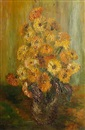 James Bolivar Manson, Vase of marigolds