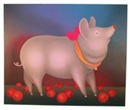 Igor Galanin, Pig with bow
