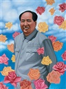 Ren Rong, Mao Zedong-hundreds of flowers no. 1