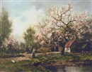 Dorus Arts, Apple blossoms