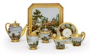 Batenin Factory, Tete-a-tete tea service (set of 7)