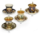 Batenin Factory, Cup and saucer